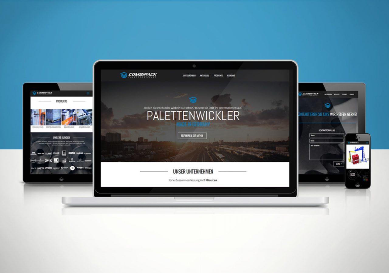 Combipack Website