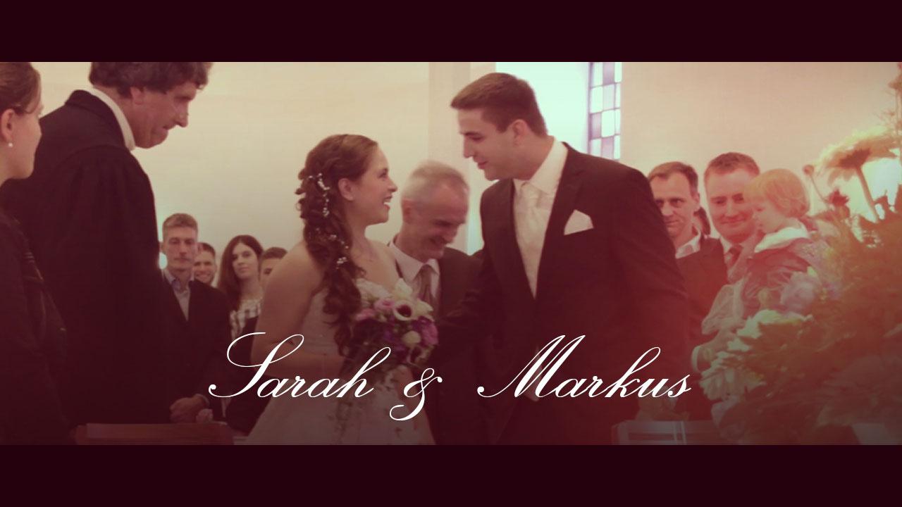 Hochzeit Sarah & Markus